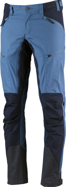 Lundhags Makke Pants Herre azuredeep blue